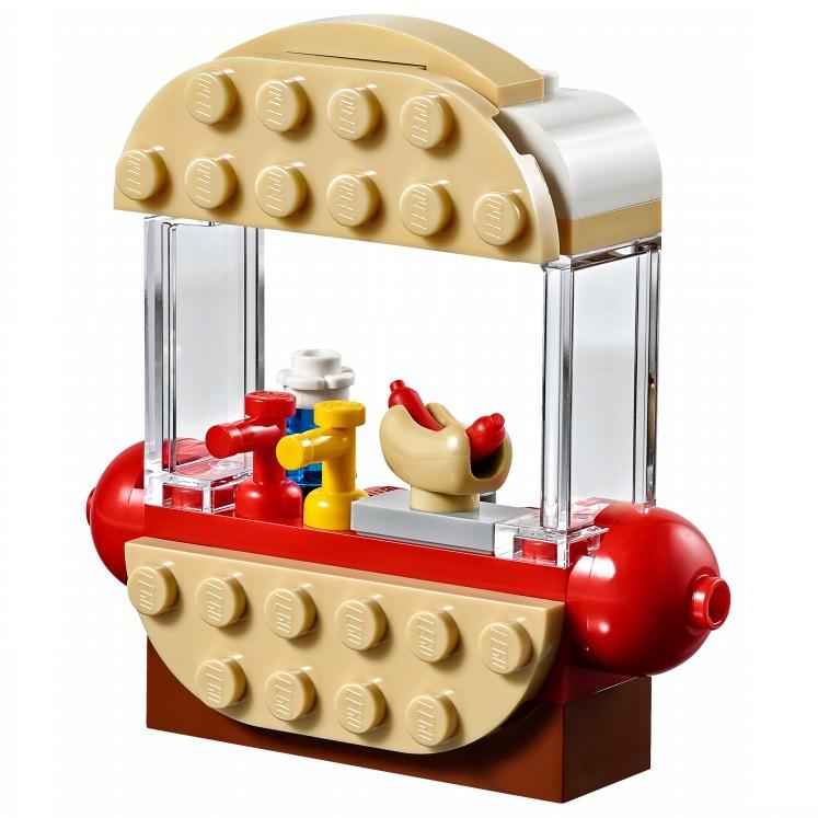 Лего Подружки 41334 Конструктор Сцена Андреа в парке