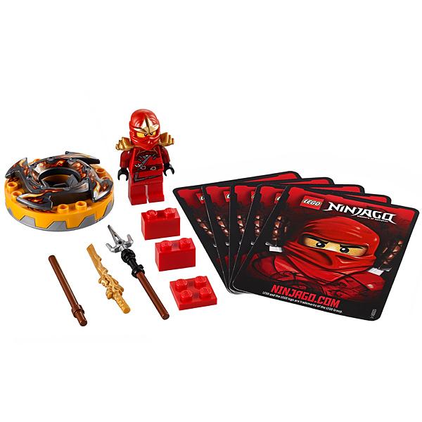 Lego Ninjago 9561 Конструктор Лего Ниндзяго Кай, ниндзя Огня