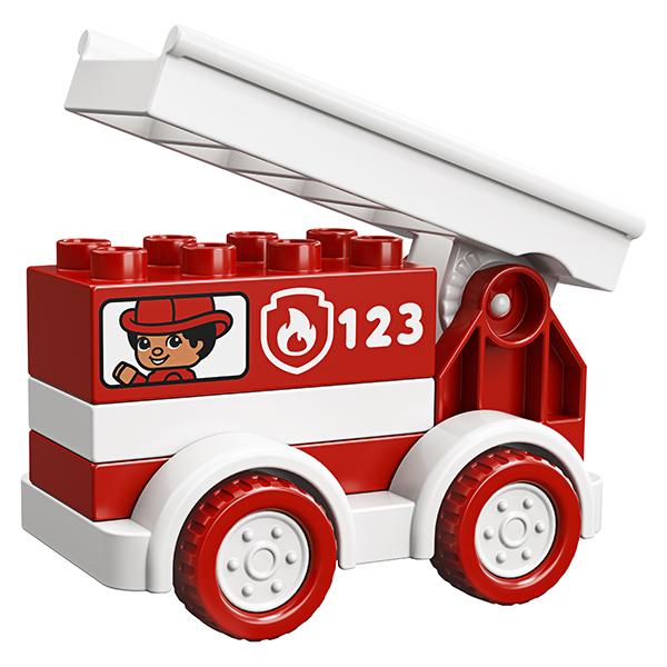 LEGO DUPLO 10917 Конструктор ЛЕГО ДУПЛО Пожарная машина