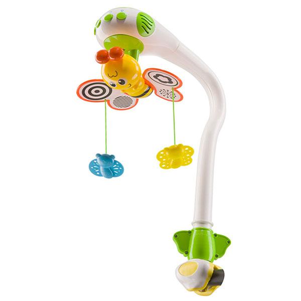 Happy Baby 330074 Музыкальный мобиль MAGIC BUTTERFLIES