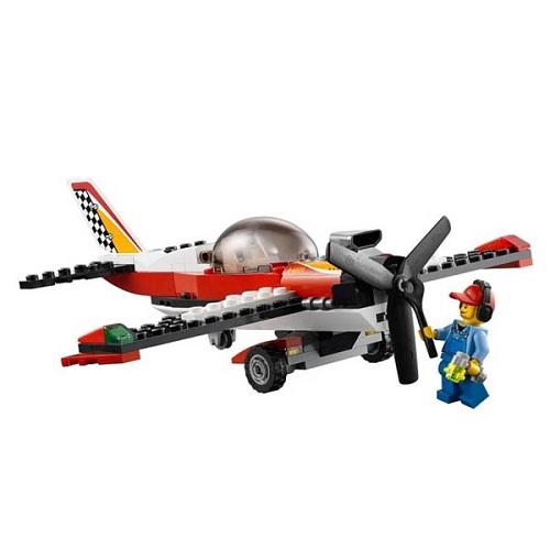 LEGO City 60019 Конструктор ЛЕГО Город Самолёт высшего пилотажа