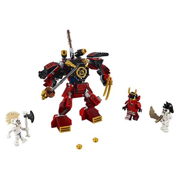 LEGO Ninjago 70665 Конструктор ЛЕГО Ниндзяго Робот-самурай