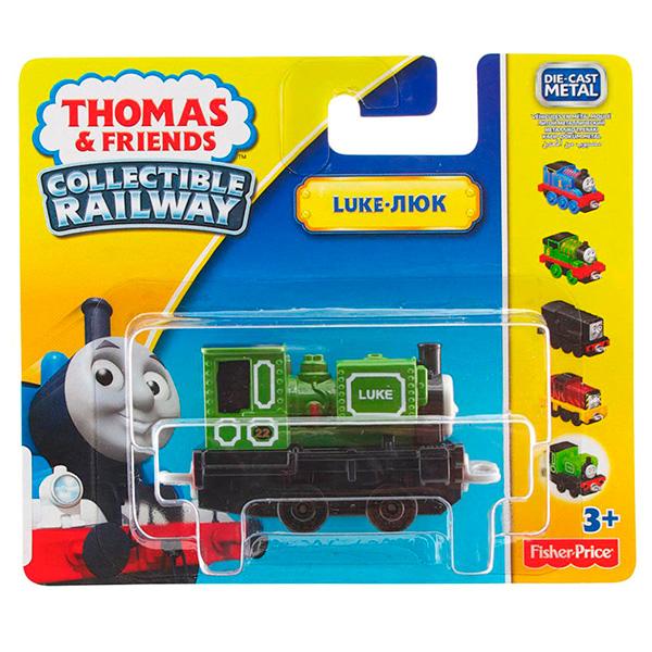 Thomas & Friends CDW91 Томас и друзья- Локомотив Люк