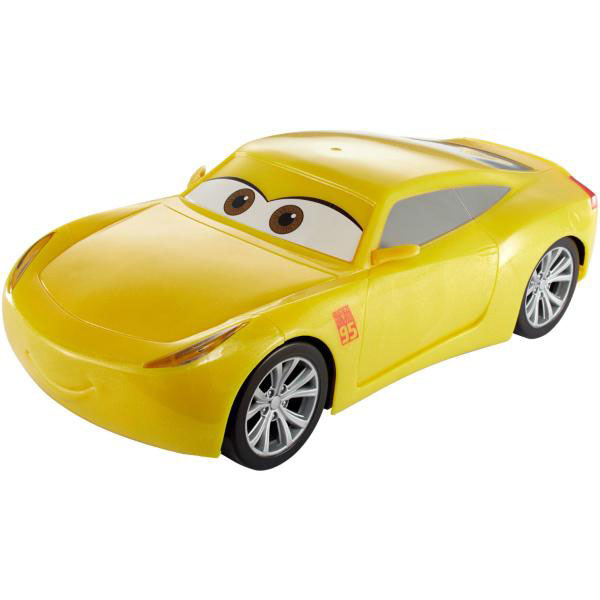 Mattel Cars FGN55 Круз - движущаяся модель со световыми и звуковыми эффектами