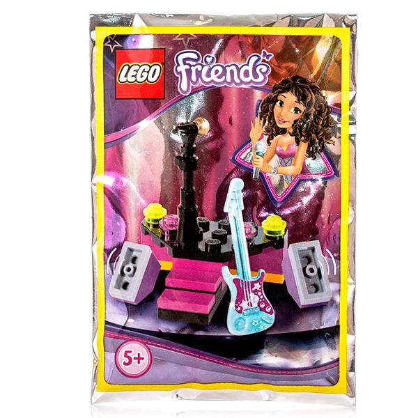 Лего Подружки 561509 Конструктор Поп-звезда: караоке