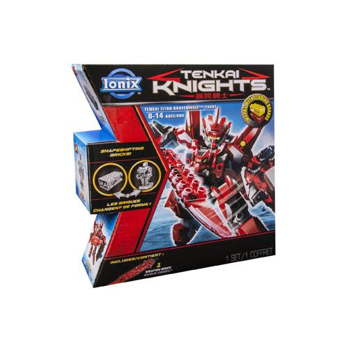 Tenkai Knights 64700 Тенкай Найтс Фигурка-трансформер (в ассортименте)