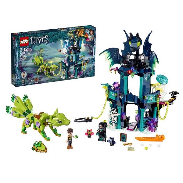 Lego Elves 41194 Конструктор Лего Эльфы Побег из башни Ноктуры чехол для iphone 5 5s объёмная печать printio lakers case pro