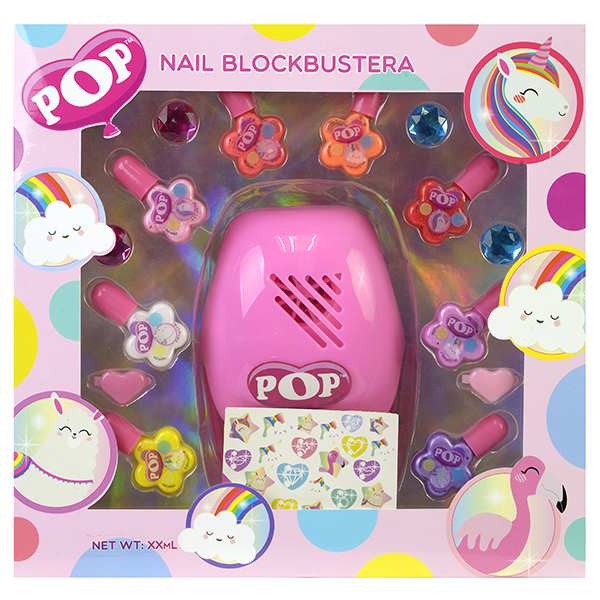 Markwins 1539014E Игровой набор детской декоративной косметики для ногтей