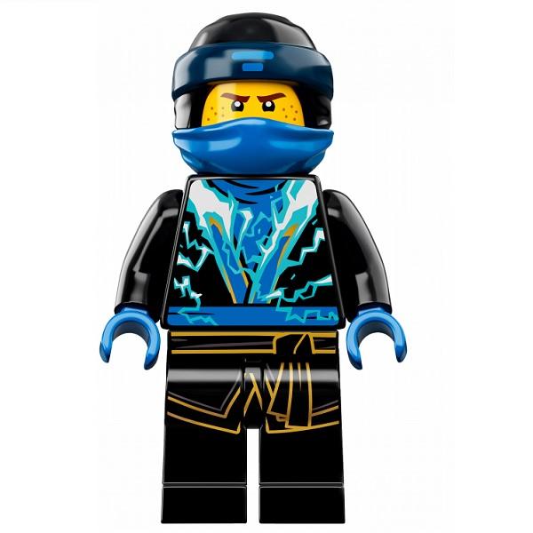 LEGO Ninjago 70635 Конструктор ЛЕГО Ниндзяго Джей - Мастер Кружитцу