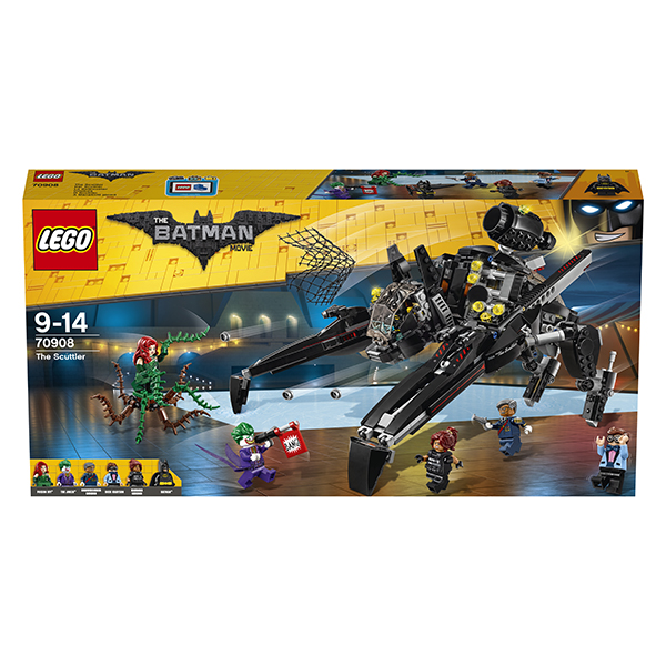 Lego Batman Movie 70908 Конструктор Лего Фильм Бэтмен: Скатлер