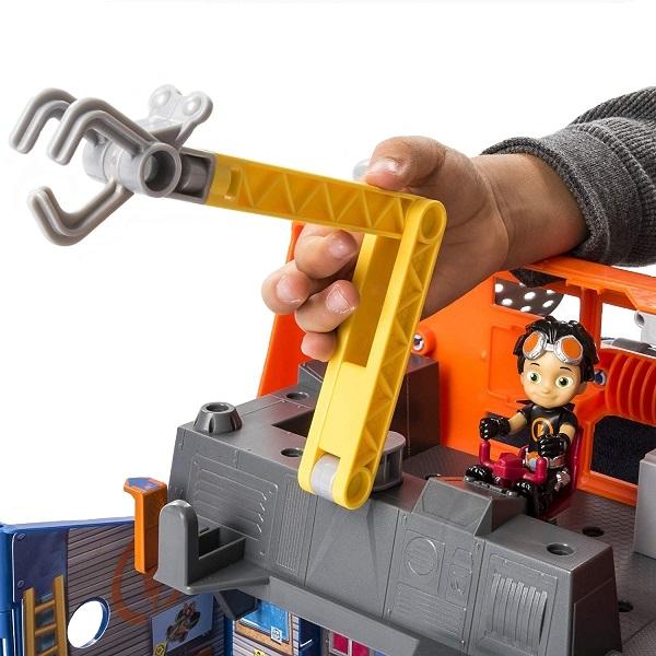 Rusty Rivets 28102 Строительная лаборатория Расти