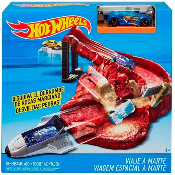Mattel Hot Wheels FDF59 Хот Вилс Тематическая трасса mattel трасса hot wheels