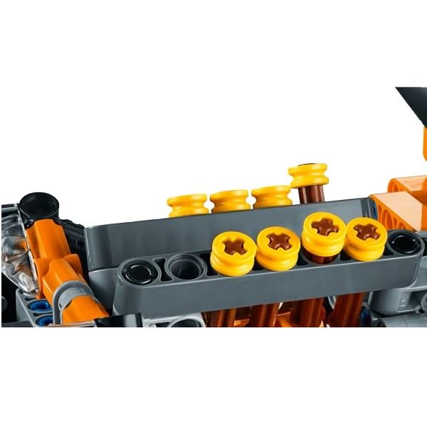 LEGO Technic 42093 Конструктор ЛЕГО Техник Chevrolet Corvette ZR1