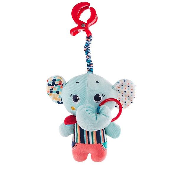Фото - Happy Snail 19HSC14EL Игрушка-подвес Слоник Джамбо игрушка погремушка happy snail хруми 17hst02hr