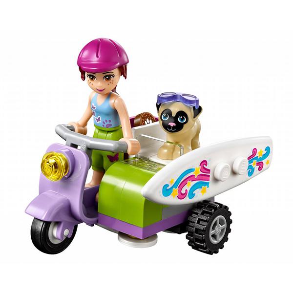 Lego Friends 41306 Лего Подружки Пляжный скутер Мии
