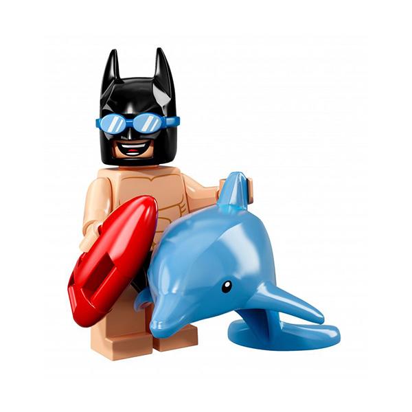 Lego Minifigures 71020 Конструктор Лего Минифигурки Конструктор Лего Фильм: Бэтмен, серия 2