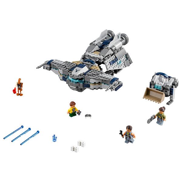 Lego Star Wars 75147 Конструктор Лего Звездные Войны Звёздный Мусорщик