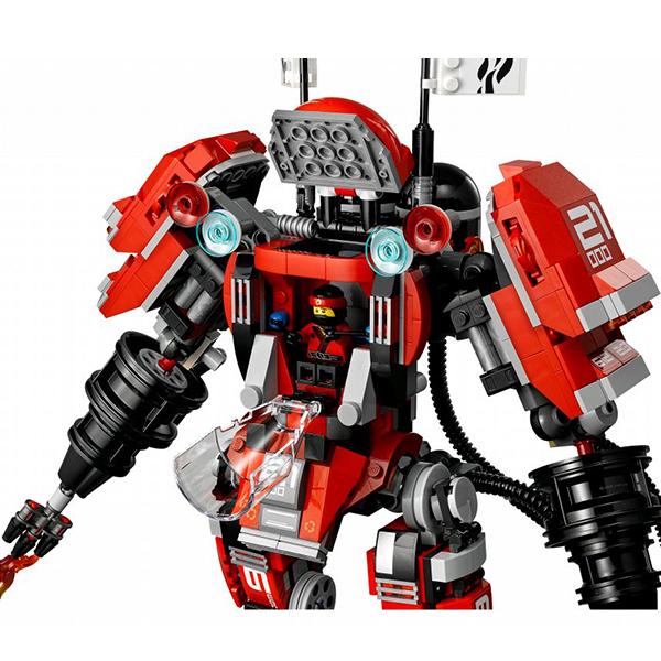 Lego Ninjago 70615 Лего Ниндзяго Огненный робот Кая