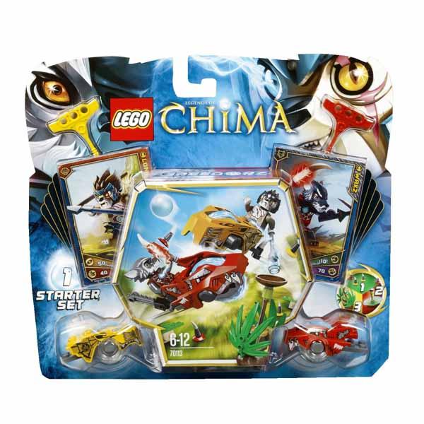 Lego Legends of Chima 70113 Конструктор Стартовый набор
