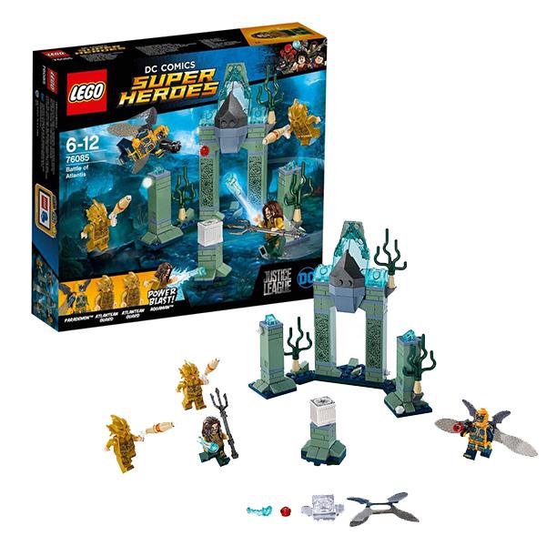 Lego Super Heroes 76085 Лего Супер Герои Битва за Атлантиду