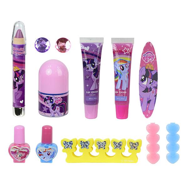 Markwins 9711951 My Little Pony Игровой набор детской декоративной косметики в сумке