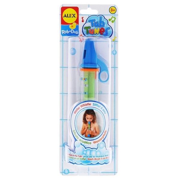 """ALEX 4008M Игрушка для ванны """"Водяная дудочка"""", от 3 лет"""