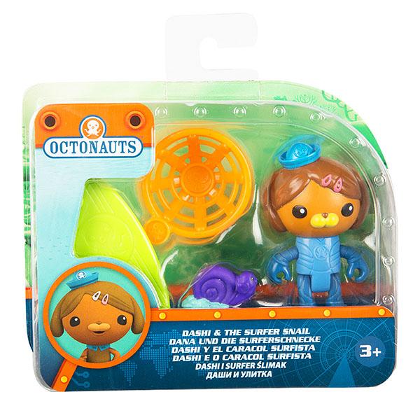 Mattel Octonauts CJD67 Октонавты Дэши и Улитка