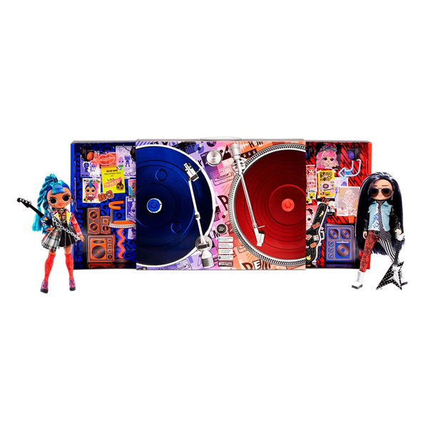 L.O.L. Surprise 567288 Набор 2ух коллекционных кукол OMG-Музыкальный дуэт