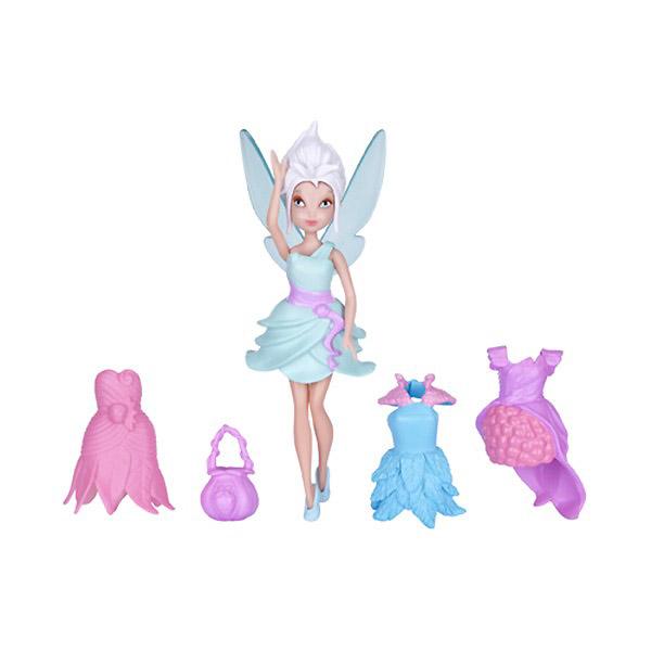 Disney Fairies 747340 Дисней Фея 11 см (в ассортименте) кукла disney фея 3 платья 11 см 74734 в ассортименте