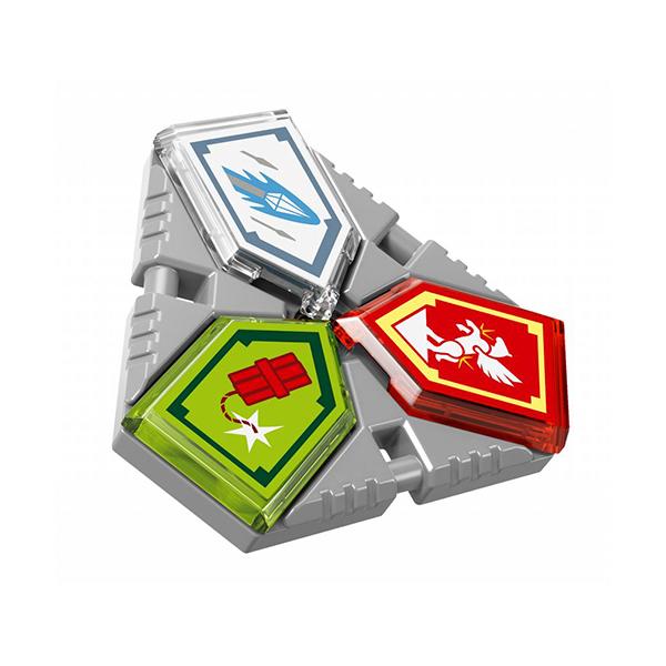 Lego Nexo Knights 70366 Лего Нексо Боевые доспехи Ланса