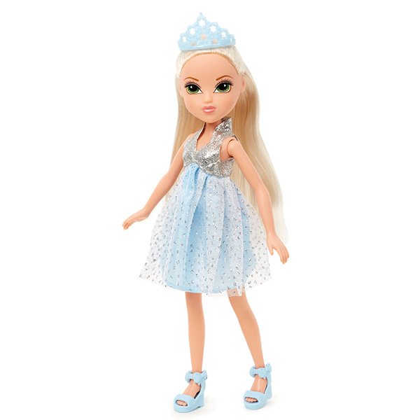 Moxie 538622 Мокси Принцесса в голубом платье moxie mini 538783 мокси мини талли