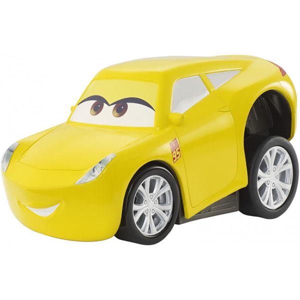 Mattel Cars DVD33 Машинка с автоподзаводом mattel cars fcw02 невообразимая трасса флорида