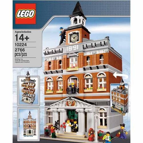Конструктор Лего Lego Expert 10224_1 Конструктор Улица