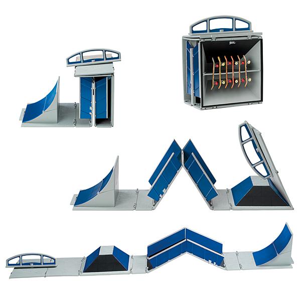 Tech Deck 13866 Тек Дек Фингерборд с раскладывающимся чемоданчиком