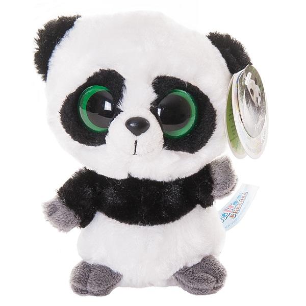 Юху и его друзья 65-111 Панда, 12 см aurora мягкая игрушка панда