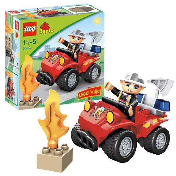 Lego Duplo 5603 Конструктор Шеф пожарных