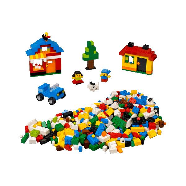 Конструктор Лего Криэйтор 4628 Конструктор Веселые кубики ЛЕГО