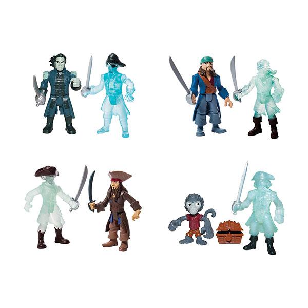 Pirates of Caribbean 73101-P 2 фигурки героев (в ассортименте)