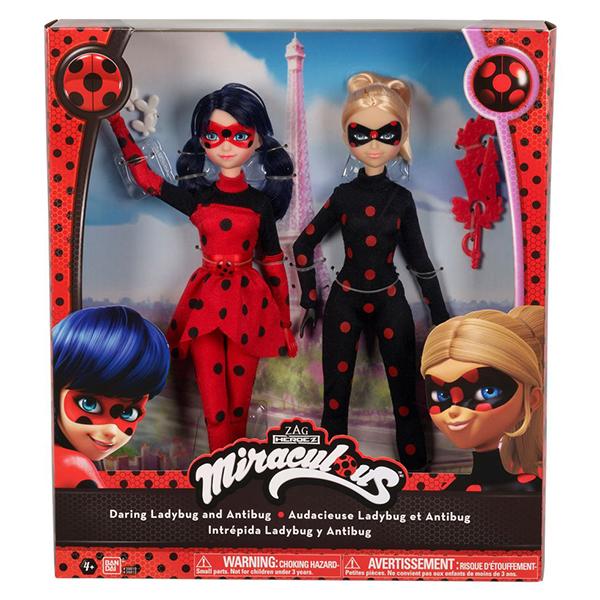 Леди Баг 39812 Кукла Леди Баг и АнтиБаг
