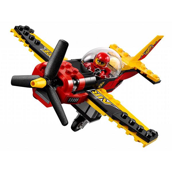 Lego City 60144 Лего Город Гоночный самолёт