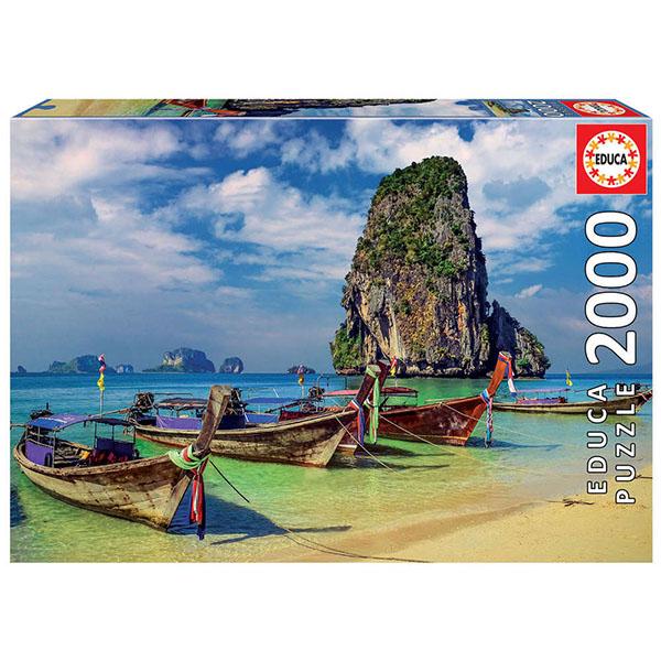 "Educa 18007 Пазл 2000 деталей ""Краби, Тайланд"""