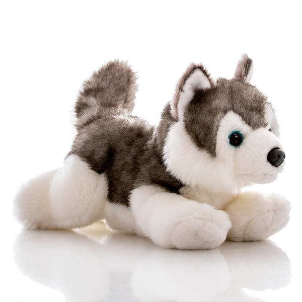 Aurora 300-11 Аврора Лайка, 28 см большую мягкую игрушку собаку лежа в москве