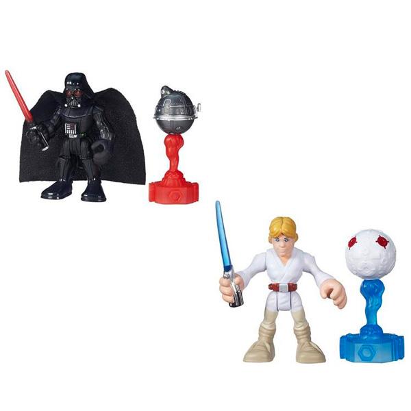 Hasbro Playskool B2027 Фигурки Star Wars (в ассортименте) игровые наборы playskool игровой набор звездные войны с фигуркой эвока
