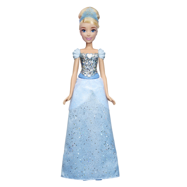 Фото - Hasbro Disney Princess E4020/E4158 Кукла Золушка hasbro disney princess e4020 e4156 кукла ариэль