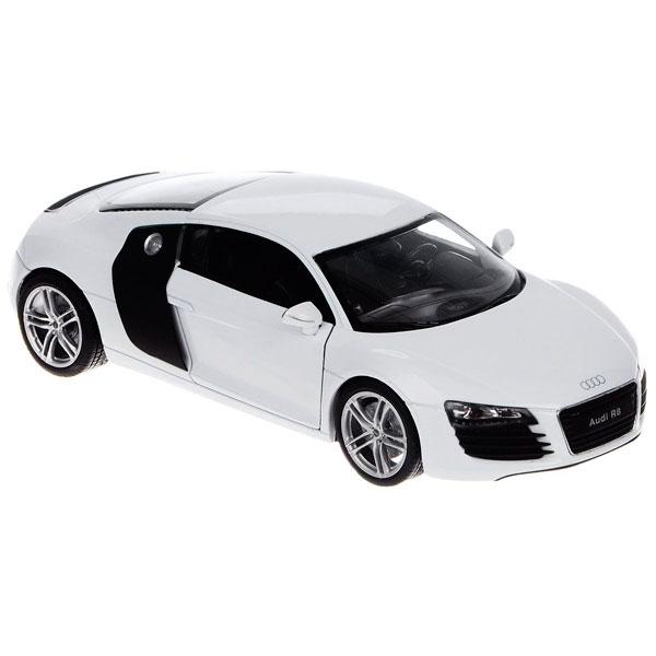 Welly 22493 Велли Модель машины 1:24 Audi R8 welly модель автомобиля audi r8 v10