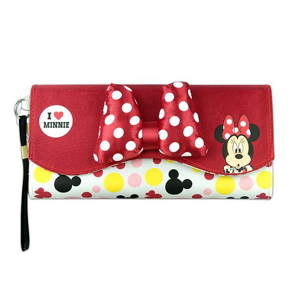 Markwins 9605651 Minnie Набор детской декоративной косметики в клатче