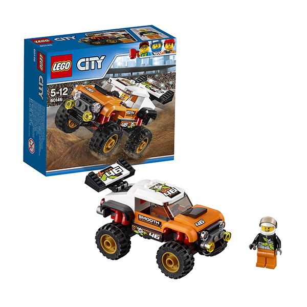 Lego City 60146 Конструктор Лего Город Внедорожник каскадера