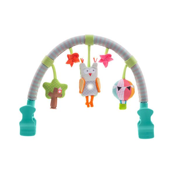 Taf Toys 11875 Таф Тойс Музыкальная дуга с подвесками