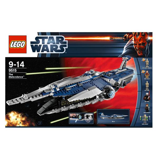 Lego Star Wars 9515 Конструктор Лего Звездные войны Зловещий
