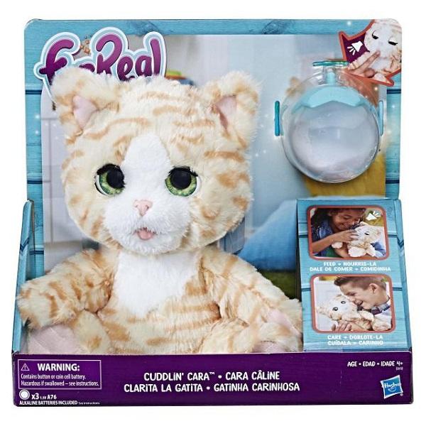 Hasbro Furreal Friends E0418 Покорми Котёнка